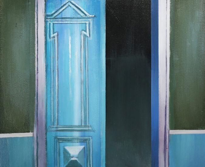 Wystawa malarstwa Romana Nowotarskiego